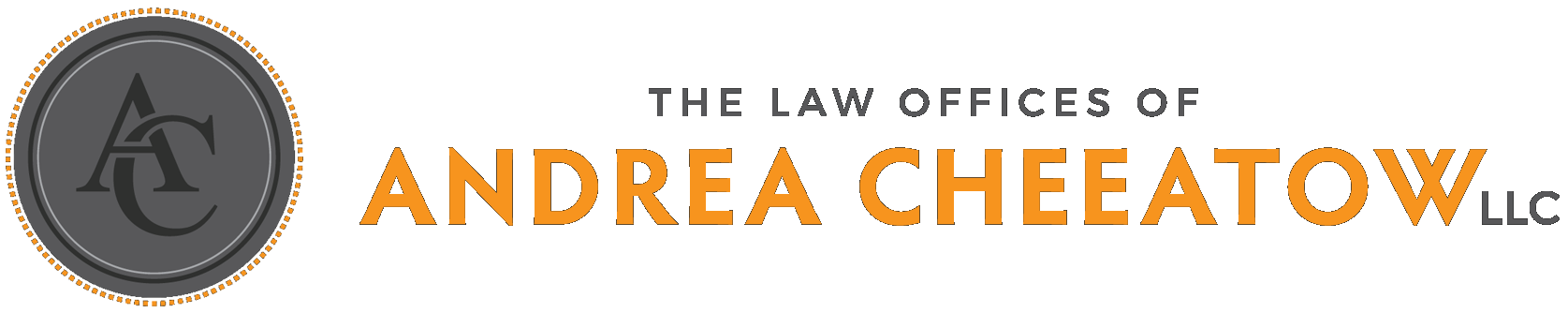Logo for the Law Offices of Andrea Cheeatow, LLC